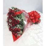 Buquê tradicional 55cm com 36 Rosas